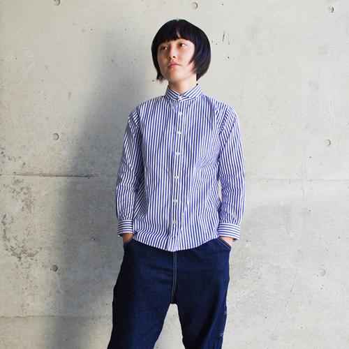 ENTOTUのワークシャツ